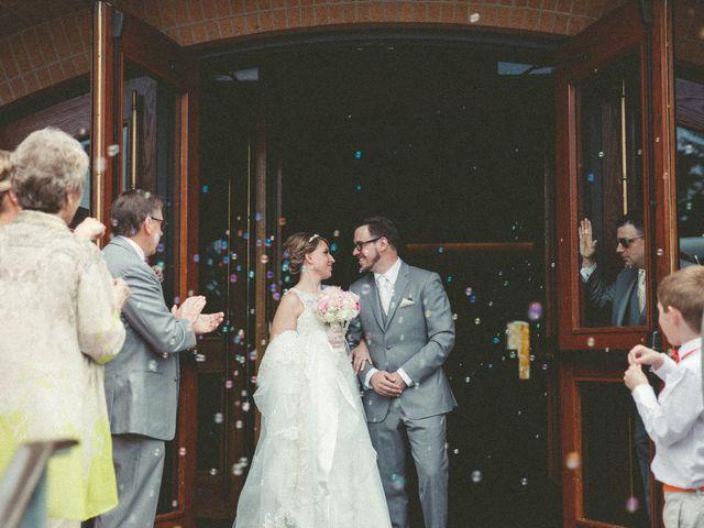 Katie and Nathan's Wedding in Toledo, Ohio 10