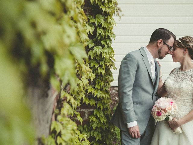 Katie and Nathan's Wedding in Toledo, Ohio 11
