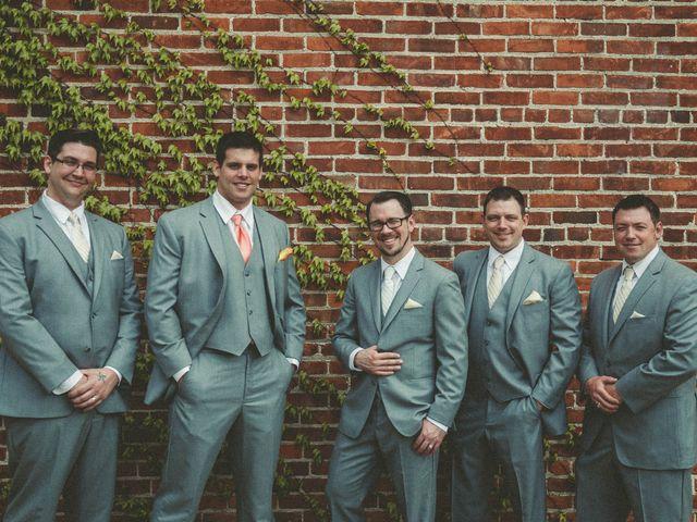 Katie and Nathan's Wedding in Toledo, Ohio 13