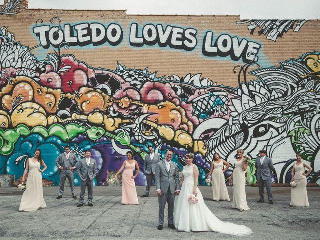 Katie and Nathan's Wedding in Toledo, Ohio 14