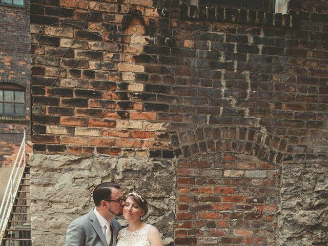 Katie and Nathan's Wedding in Toledo, Ohio 15