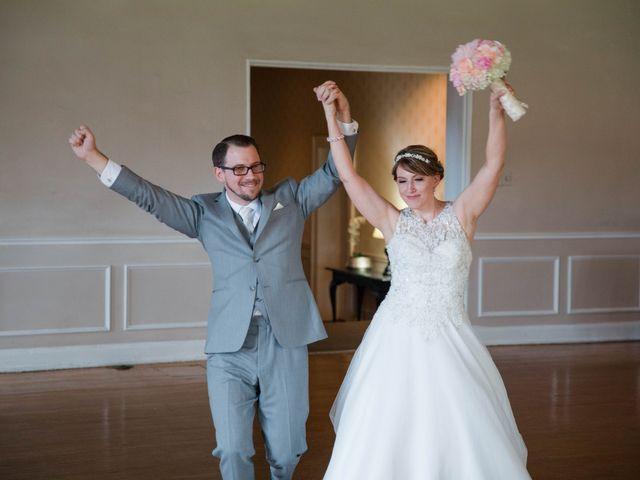 Katie and Nathan's Wedding in Toledo, Ohio 18