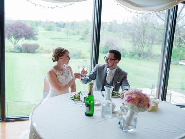 Katie and Nathan's Wedding in Toledo, Ohio 20