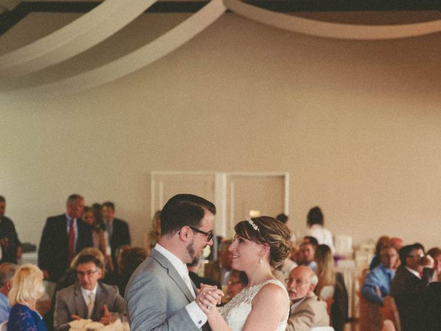 Katie and Nathan's Wedding in Toledo, Ohio 19