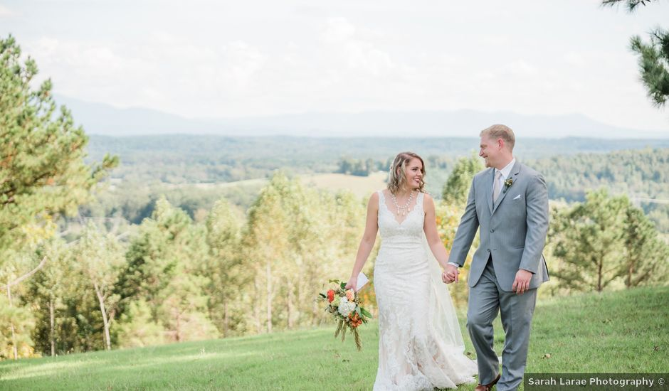 Matthew and Rachel's Wedding in Chattanooga, Tennessee