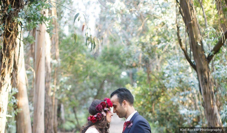 Sonya and Jibraun's Wedding in Santa Barbara, California
