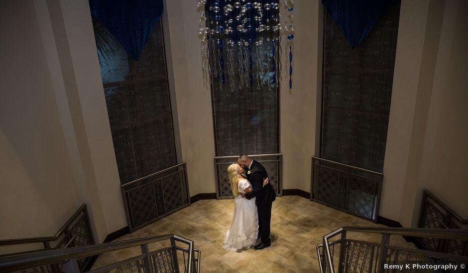 Ray and Tealina's Wedding in Orlando, Florida