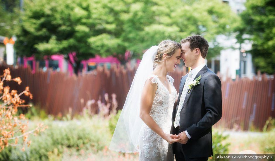 Eric and Katie's Wedding in Portland, Oregon