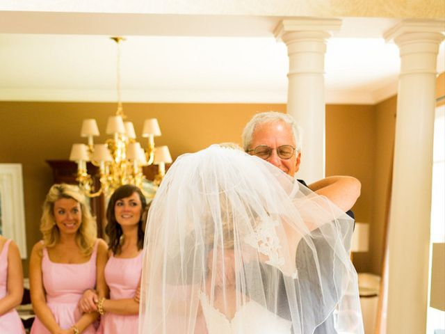 Lauren and Patrick's wedding in Delaware 9