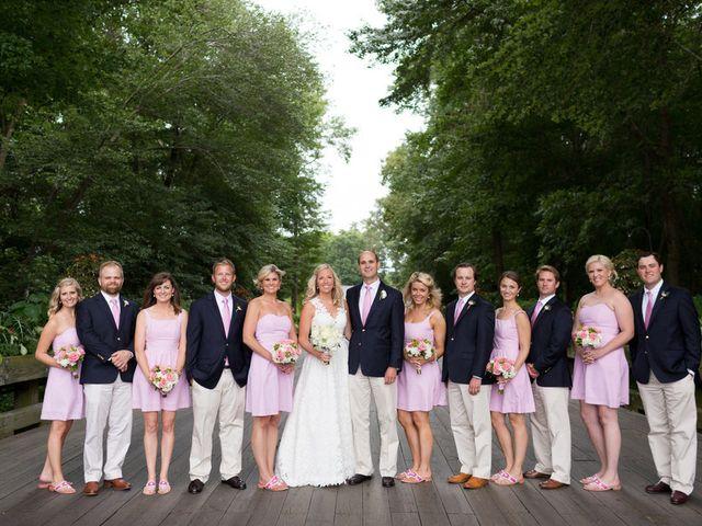 Lauren and Patrick's wedding in Delaware 14