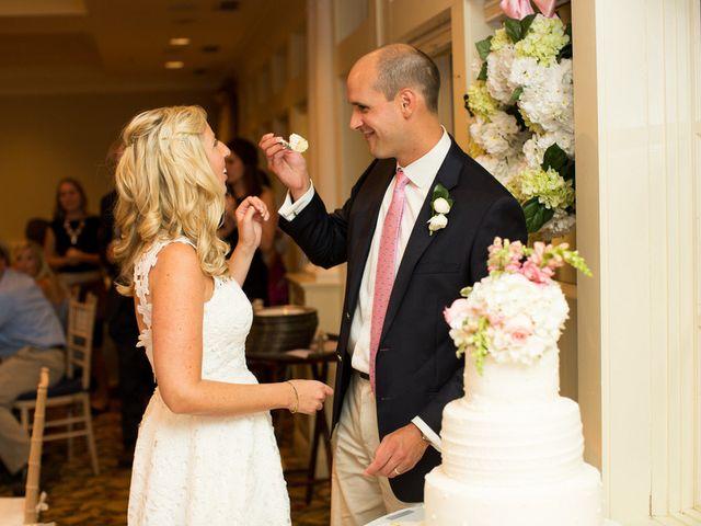 Lauren and Patrick's wedding in Delaware 22