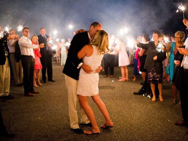 Lauren and Patrick's wedding in Delaware 23