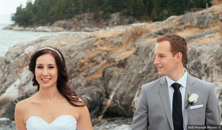 Carrie and Stephen's Wedding in Vancouver, Oregon