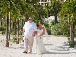 Mike and Rebecca's Wedding in Saint Petersburg, Florida 3