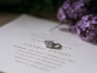 The wedding of Jessie and Steve 2