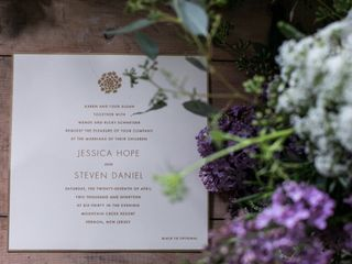 The wedding of Jessie and Steve 3