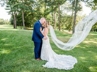 The wedding of Leana and Aaron