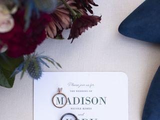 The wedding of Madison and Kody 1