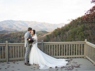 The wedding of Madison and Kody