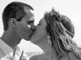The wedding of Shelby and Jon 1