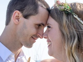 The wedding of Shelby and Jon