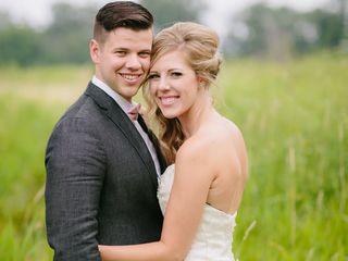 The wedding of Joshua and Tiffany