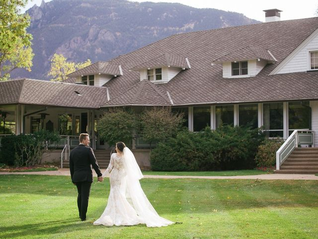The wedding of Madeleine and Madison