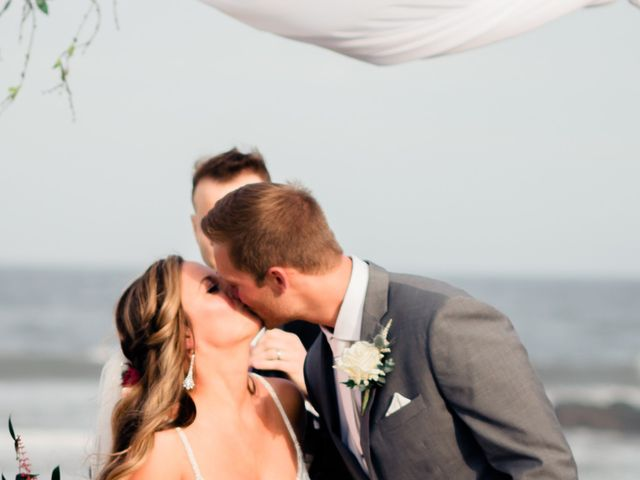 Andrew and Kristin's Wedding in Avon by the Sea, New Jersey 17