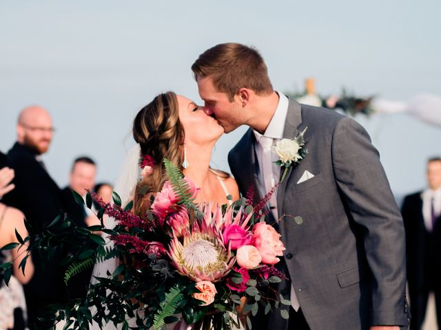 Andrew and Kristin's Wedding in Avon by the Sea, New Jersey 19