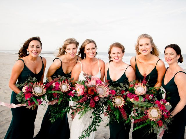 Andrew and Kristin's Wedding in Avon by the Sea, New Jersey 20