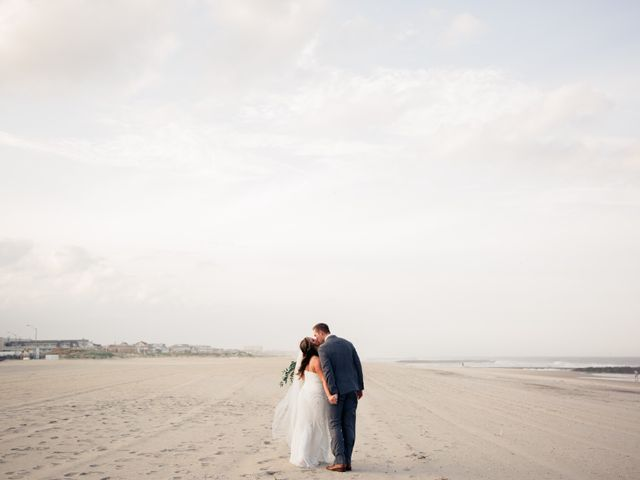 Andrew and Kristin's Wedding in Avon by the Sea, New Jersey 22