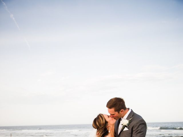 Andrew and Kristin's Wedding in Avon by the Sea, New Jersey 23