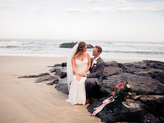 Andrew and Kristin's Wedding in Avon by the Sea, New Jersey 24