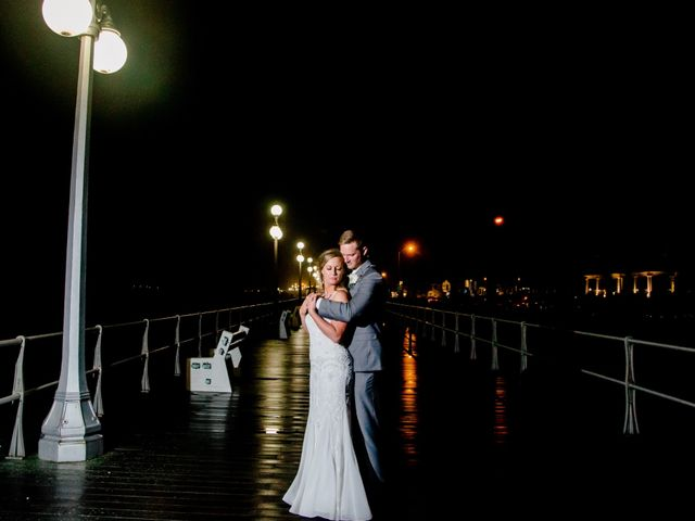 Andrew and Kristin's Wedding in Avon by the Sea, New Jersey 31