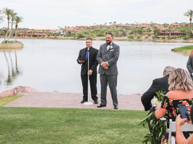 Brad and Brittney's Wedding in Las Vegas, Nevada 5