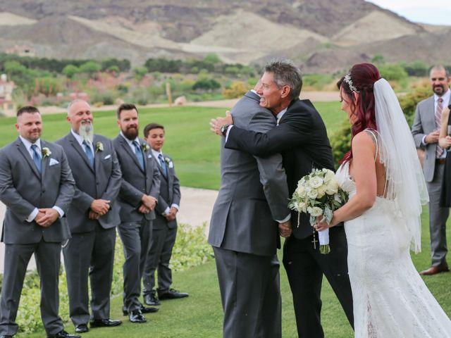 Brad and Brittney's Wedding in Las Vegas, Nevada 6