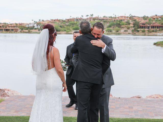 Brad and Brittney's Wedding in Las Vegas, Nevada 7
