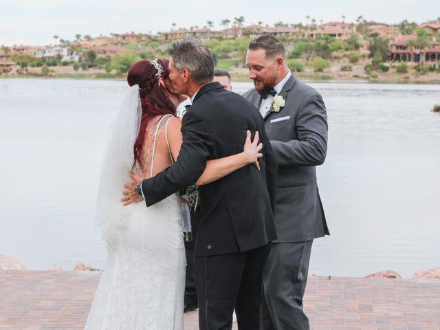 Brad and Brittney's Wedding in Las Vegas, Nevada 8