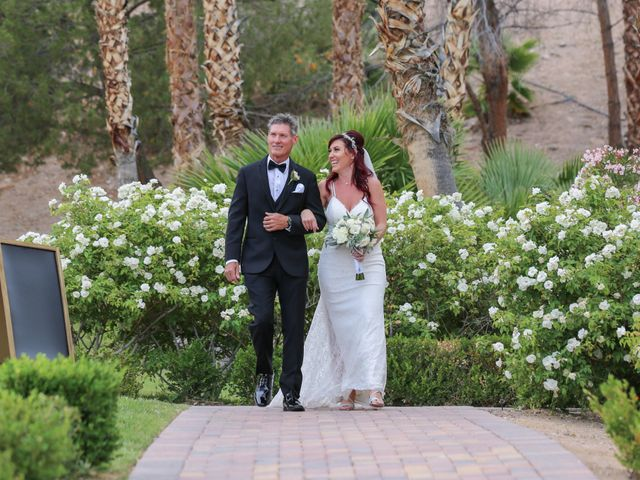 Brad and Brittney's Wedding in Las Vegas, Nevada 9
