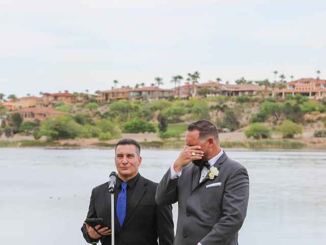 Brad and Brittney's Wedding in Las Vegas, Nevada 10