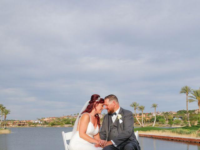 Brad and Brittney's Wedding in Las Vegas, Nevada 1