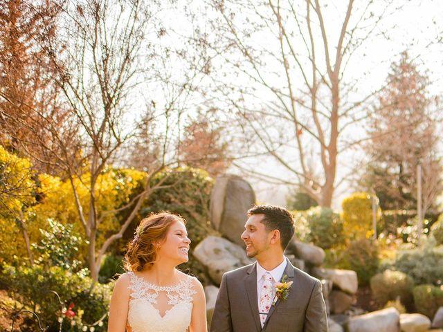 Charlie and Dan's Wedding in Sanger, California 8