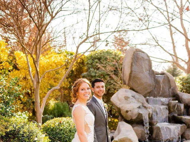 Charlie and Dan's Wedding in Sanger, California 9