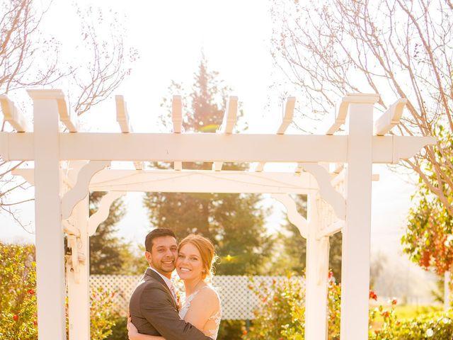 Charlie and Dan's Wedding in Sanger, California 10