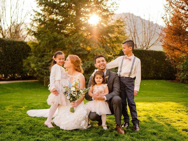Charlie and Dan's Wedding in Sanger, California 13