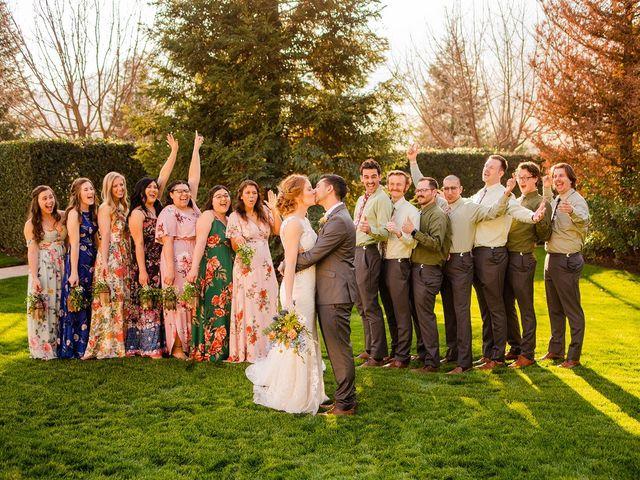 Charlie and Dan's Wedding in Sanger, California 14