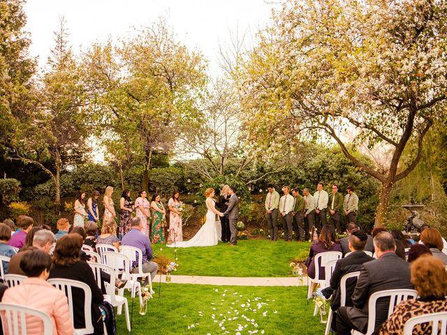 Charlie and Dan's Wedding in Sanger, California 17