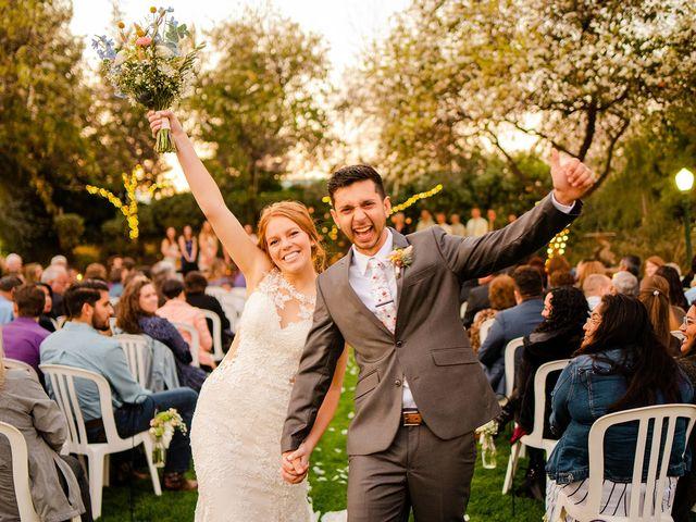 Charlie and Dan's Wedding in Sanger, California 18