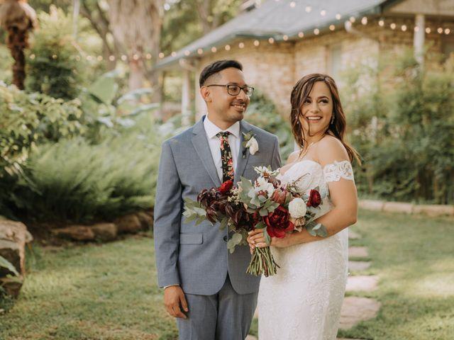 The wedding of Amanda and Sergio