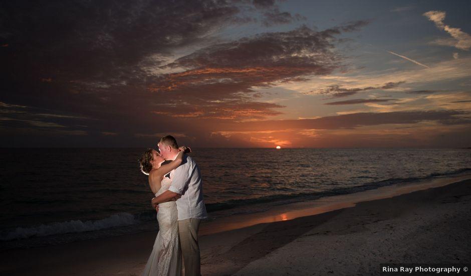 Mike and Rebecca's Wedding in Saint Petersburg, Florida